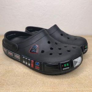 Star Wars Darth Vader Crocs